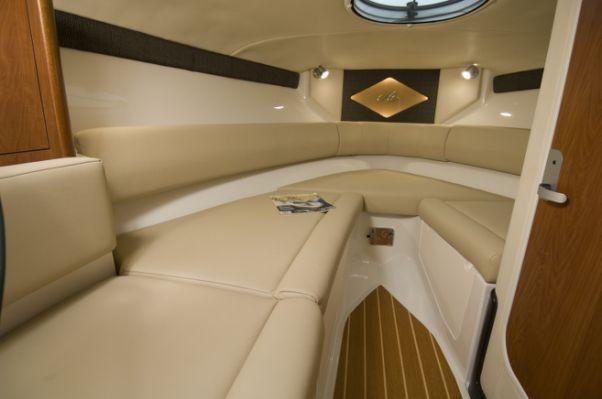 Cuddy Cabin Boat interior lights