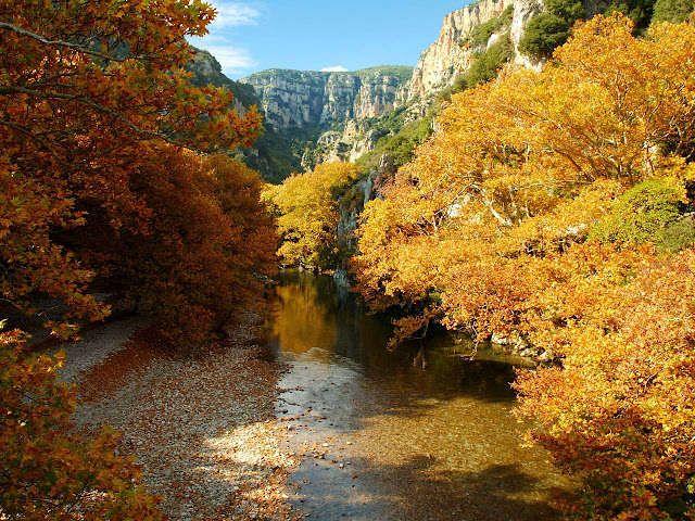 vikos canyon (greece)