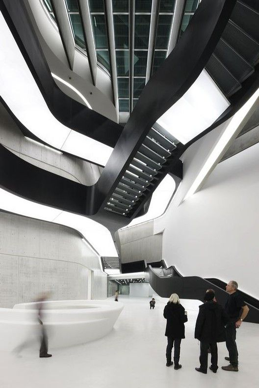 MAXXI Museum,© Iwan Baan
