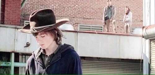 Me Monday ~Carl #thewalkingdead7 #twd7 #walkingdead7
