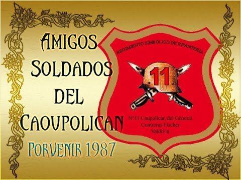 porvenir 1987 amigos soldados