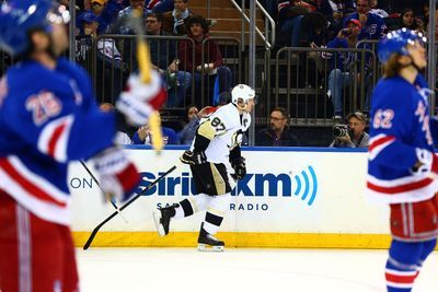 2015 NHL playoff scores: Crosby ends playoff drought, Tarasenko notches hat trick