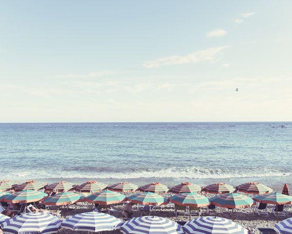 Cinque Terre, Monterosso, Cinque Terre Print, Cinque Terre Photo, Italy Photo, Italy Print, Beach Print, Beach Home Decor, Italy Beach Print