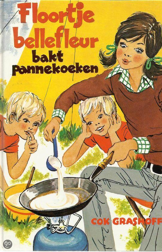 Floortje Bellefleur bakt pannekoeken