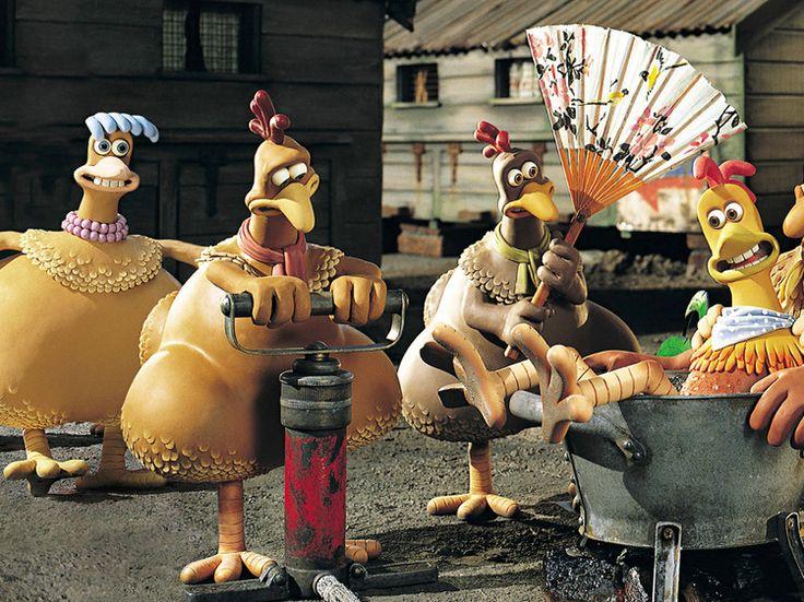 Chicken Run Quotes: 40 Best Images About Chicken Run On Pinterest