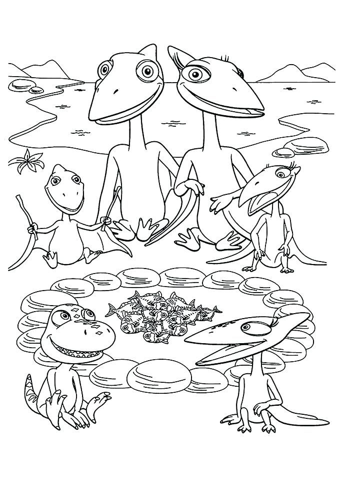 Dinosaur Train Coloring Pages Best Coloring Pages For Kids Train Coloring Pages Dinosaur Coloring Pages Dinosaur Train