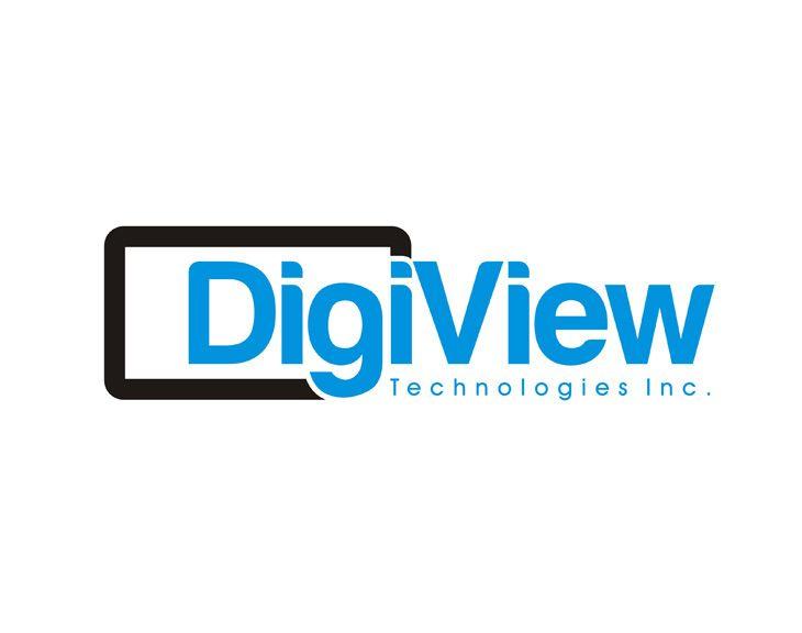Professional Logo Design for DigiView Technologies Inc.