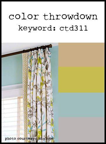 Color Throwdown #311