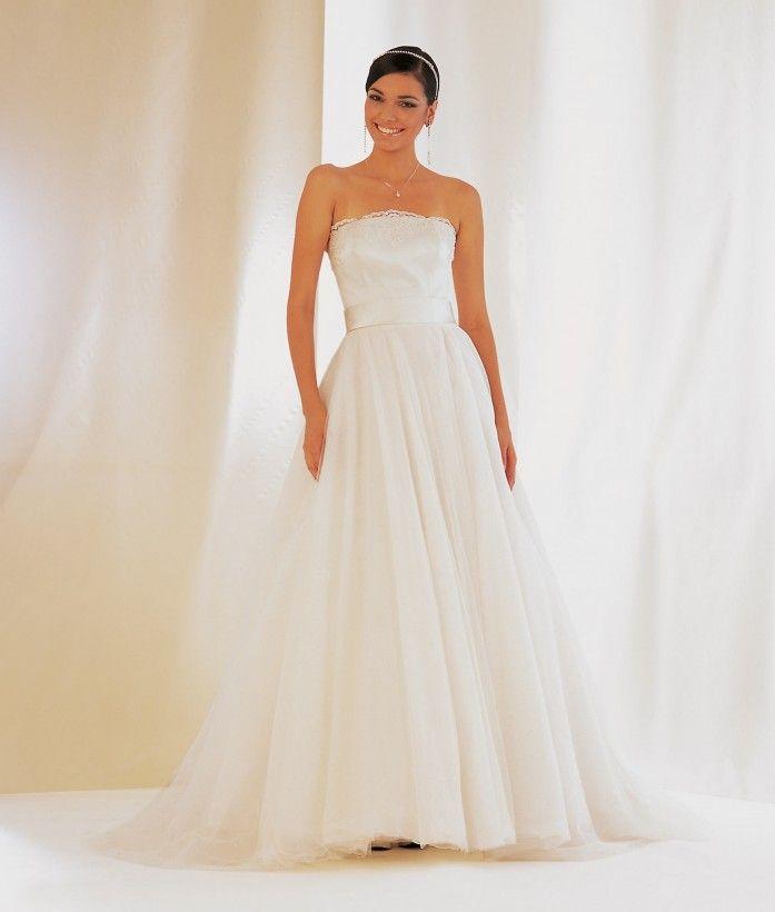 Model: Perla - Collezione Chanel di Gloria Saccucci Spose