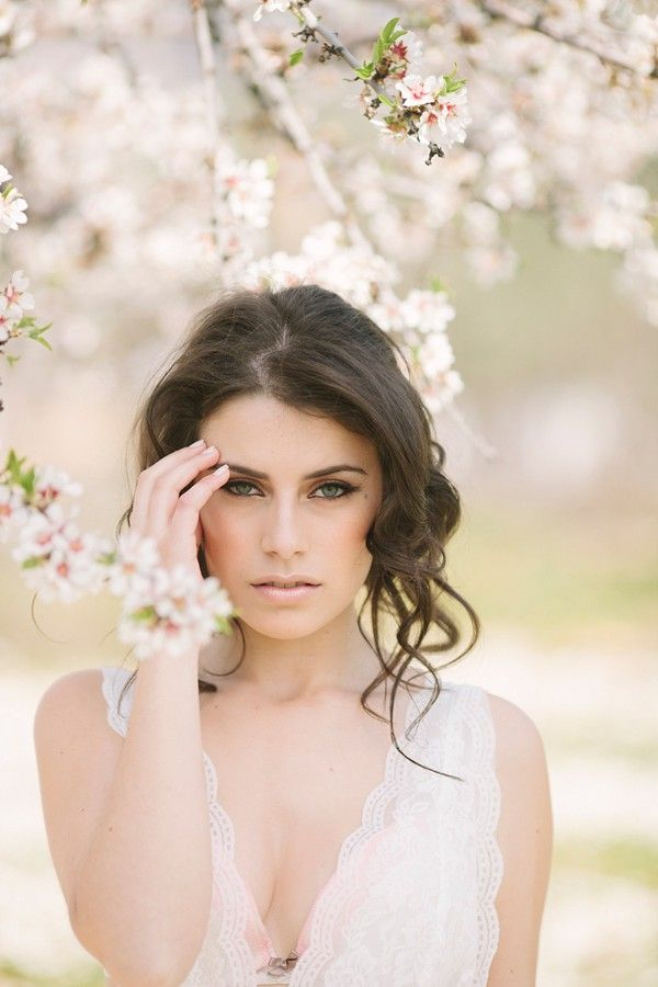 Almond orchard inspirational shoot
