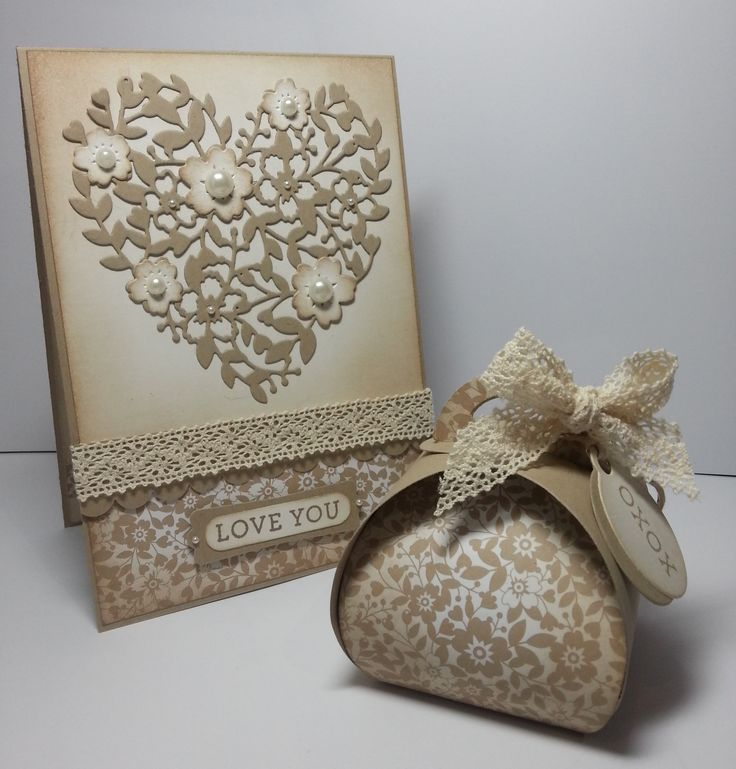 Stampin Up Blooming Love Stamp Set and Curvy Keepsake Box. https://www.facebook.com/Handmade-With-Love-In-NIreland-145237172246665/