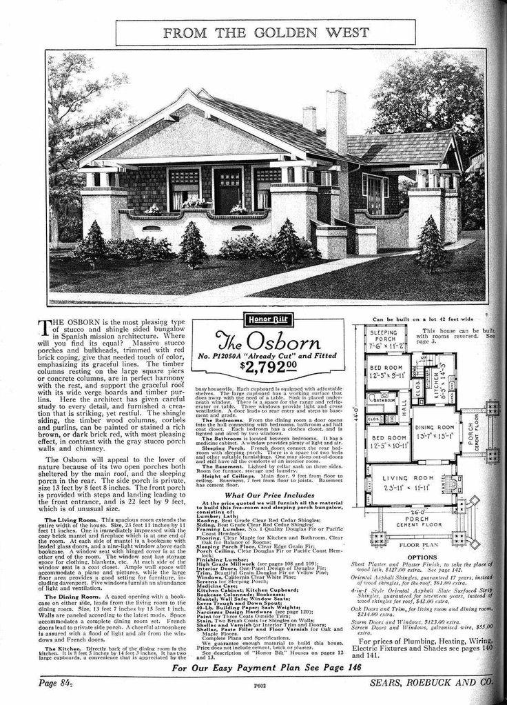 62 best sears roebuck co kit homes 1908 1940 images for Catalog houses