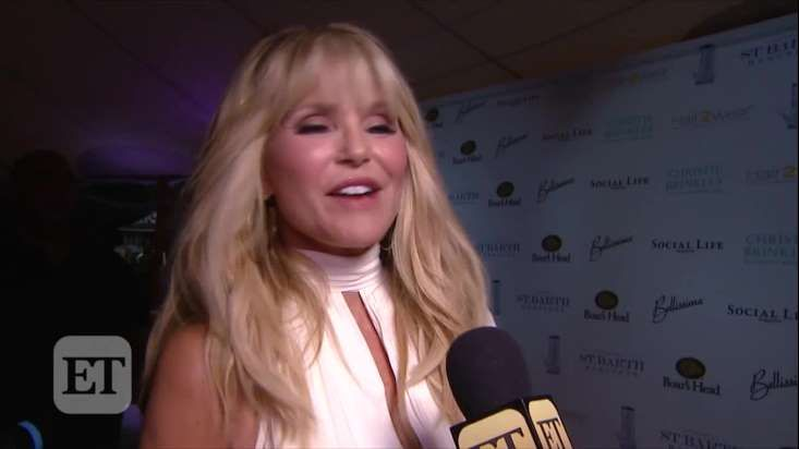 Hey.@SeaBrinkley, umm, #nice guy here! #LOL!!!Christie Brinkley Says It's Harder to 'Meet a Nice Guy' at Her Age