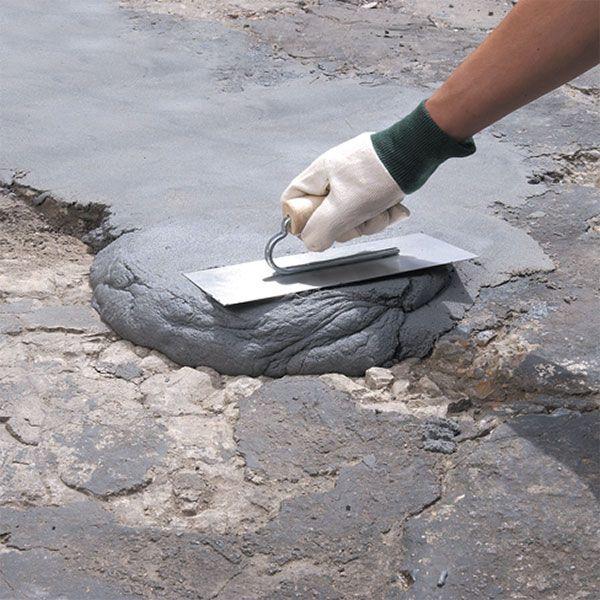 Concrete Hole Repair Products Watco Concrete Floor Repair Concrete Repair Products Repair Cracked Concrete