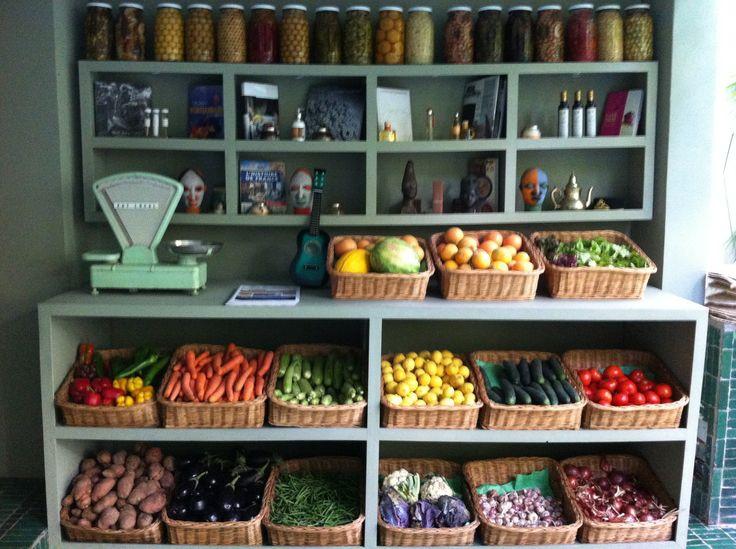 Restaurant à Marrakech : le jardin des épices