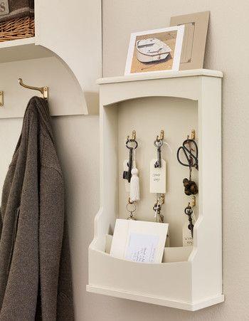 1000 ideas about letter holder on pinterest mail holder - Letter rack and key holder ...