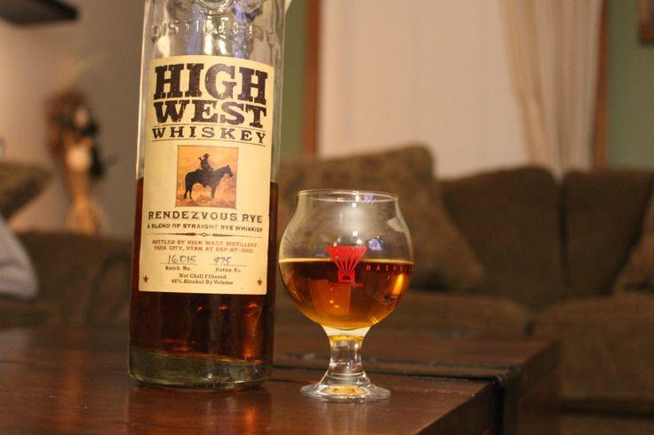 Review #39: High West Rendezvous Rye #bourbon #whiskey #whisky #scotch #Kentucky #JimBeam #malt #pappy