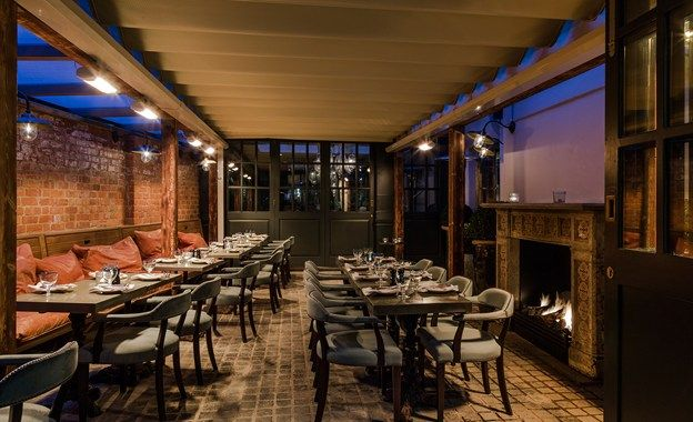 Crazy Eights - Best British restaurants UK - Tatler Restaurant Guide 2015 - Tatler