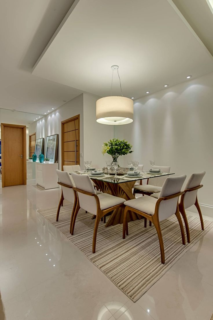 Design: Salas de jantar por carla felippi architect, modern   – sala