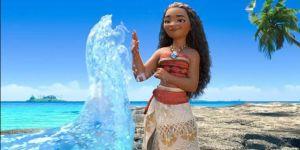 Moana', la nueva película animada de Disney estrena tráiler ...