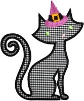 Halloween Applique Designs