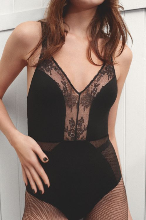 normally not a fan but this one is stunning Stella McCartney Autumn Winter '14 Lingerie
