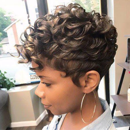 Best Short Pixie Hairstyles for Black Women 2018 – 2019