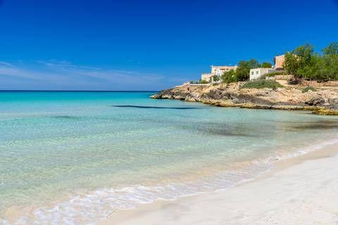Mallorcas schönste Strände: Es Trenc