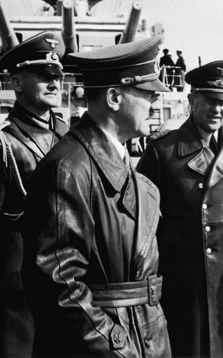 a history of adolf hitler and the world war ii The atrocities of nazi germany began well before the first shots of world war ii  were fired in 1939 adolf hitler became chancellor of germany in 1933, and five.