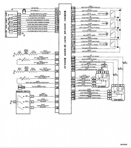 Chrysler 300 Touring Radio Wiring Diagram - Wiring Diagram K8 on