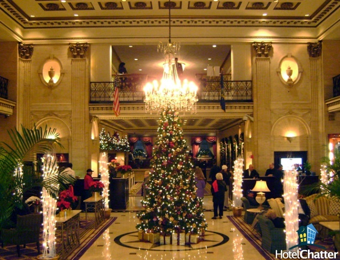 The Plaza Hotel At Christmas Christmas In 2018