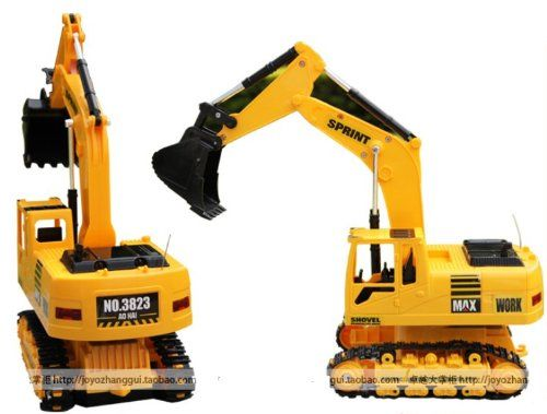 Large Construction Toys For Boys : Best images about rc construction vehicles on pinterest