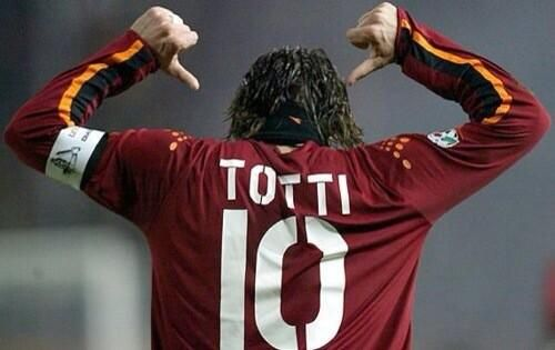 Francesco #Totti, Roma
