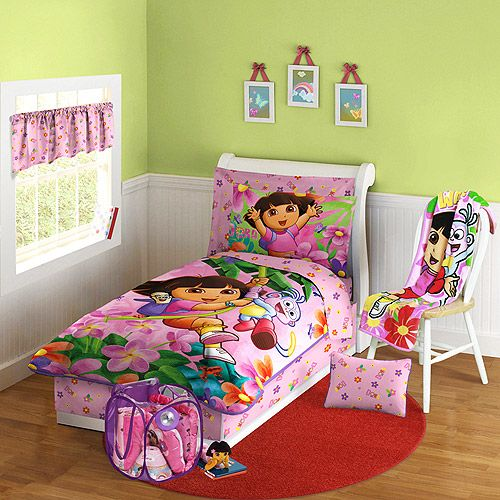Dora Bedspread With Green Walls Ideas For Amaya