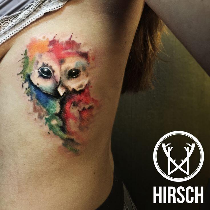 #tattoo #watercolor #watercolortattoo