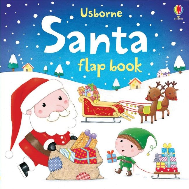 "Find out more about ""Santa flap book"", write a review or buy online."