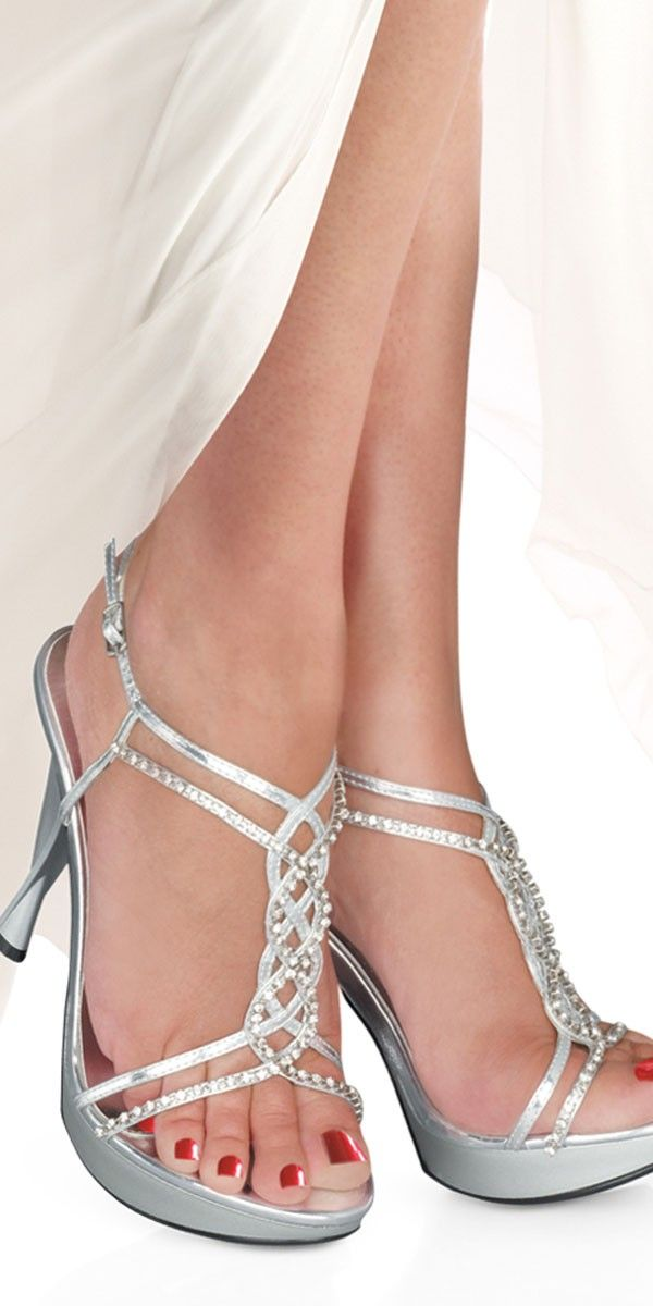 PERFECT shoes for prom... Gahhh I wish I was 18 again :/