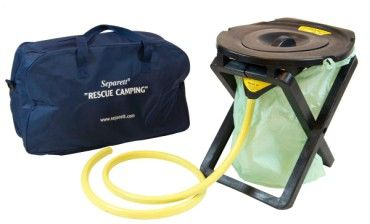 Separett Rescue Campingtoilette