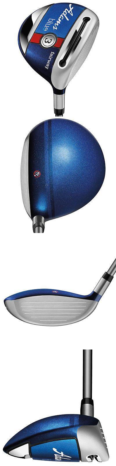 Golf Clubs 115280: Adams Golf Clubs Mens Blue Fairway Wood, #5W(19*) Graphite Stiff Flex -> BUY IT NOW ONLY: $59.99 on eBay!