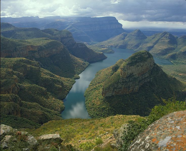 Blyde River Canyon in Mpumalanga.  (www.africa-hotelguide.com)