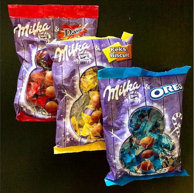Milka Cookie & Candies