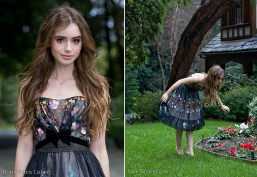Lily Collins - The Blind Side; Mirror Mirror; Priest; Abduction; The Mortal Instruments.