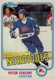 Quebec Nordiques Legends: Peter Stastny