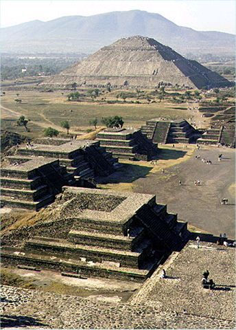Pre-Hispanic City of Teotihuacan   Posted by www.futons-direct.co.uk