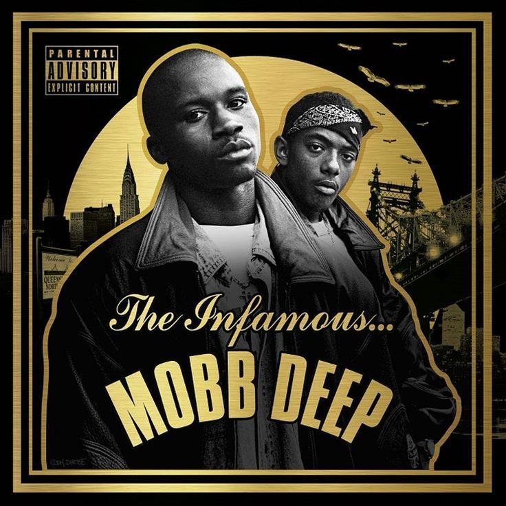 Mobb Deep - The Infamous Mobb Deep on Limited Edition 4LP Box Set