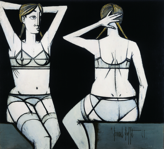 Bernard Buffet - Galerie Maurice Garnieré