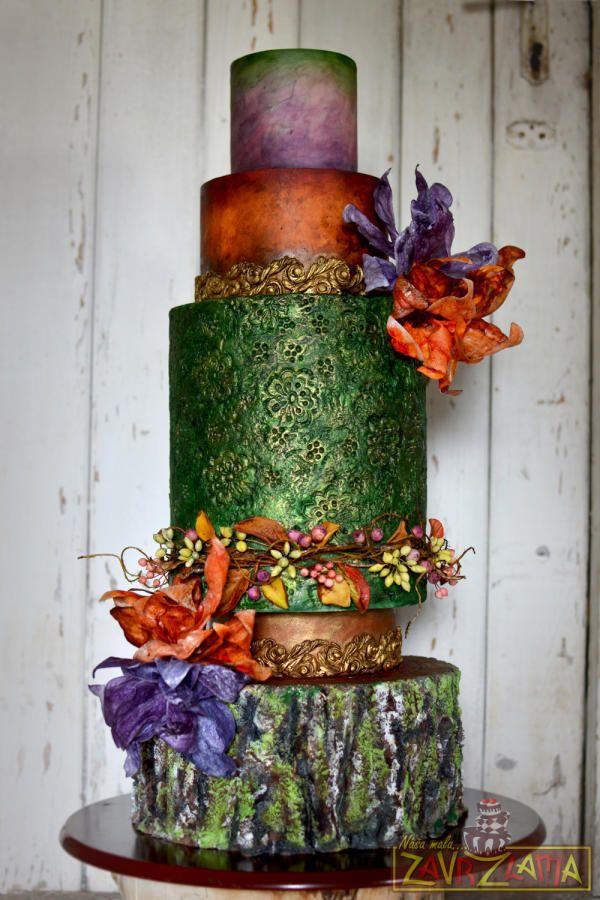 Buttercream Birthday Cake Moder