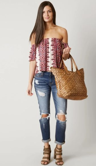 Our Most Popular Pins - Five Easy Spring Looks | Buckle Blog
