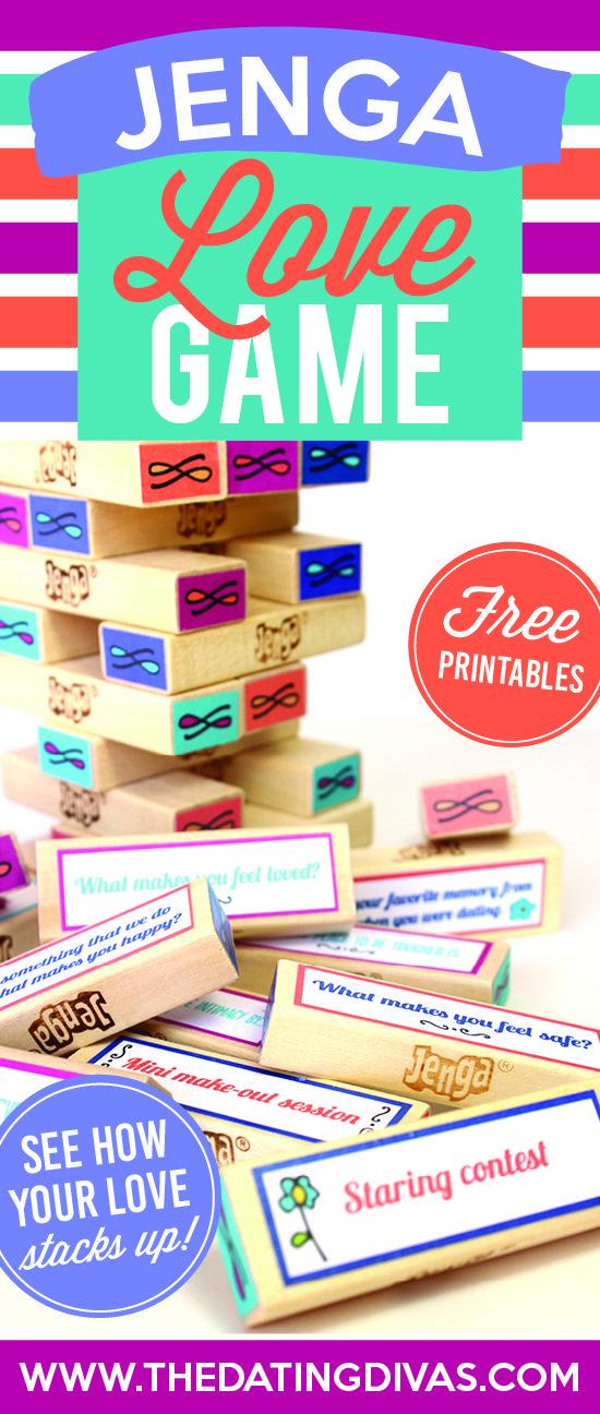 Jenga Love Game365 best Dating Divas Romance Tips images on Pinterest. Romantic Bedroom Games Free Online. Home Design Ideas