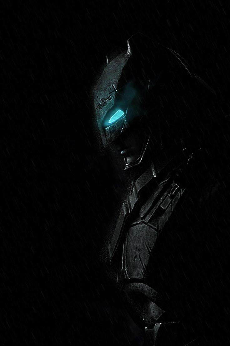 FANART Ben Affleck's Armored Batman Suit from BvS DC